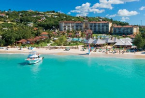 Sandals Grande Antigua Beach