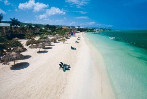 Sandals Montego Bay Beach