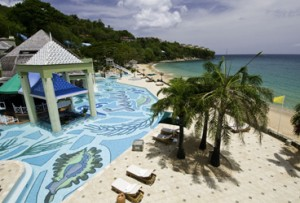 Sandals Regency St. Lucia Pool