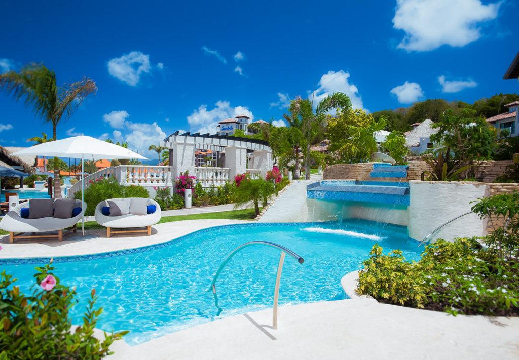 Sandals LaSource Grenada 3