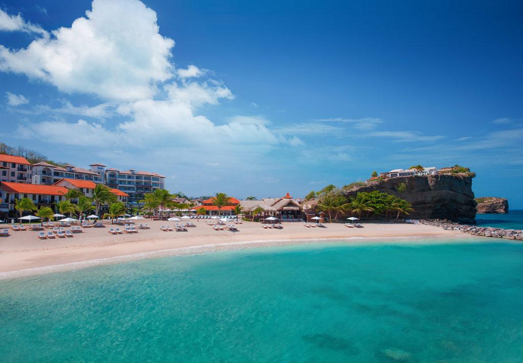 Sandals LaSource Grenada 4