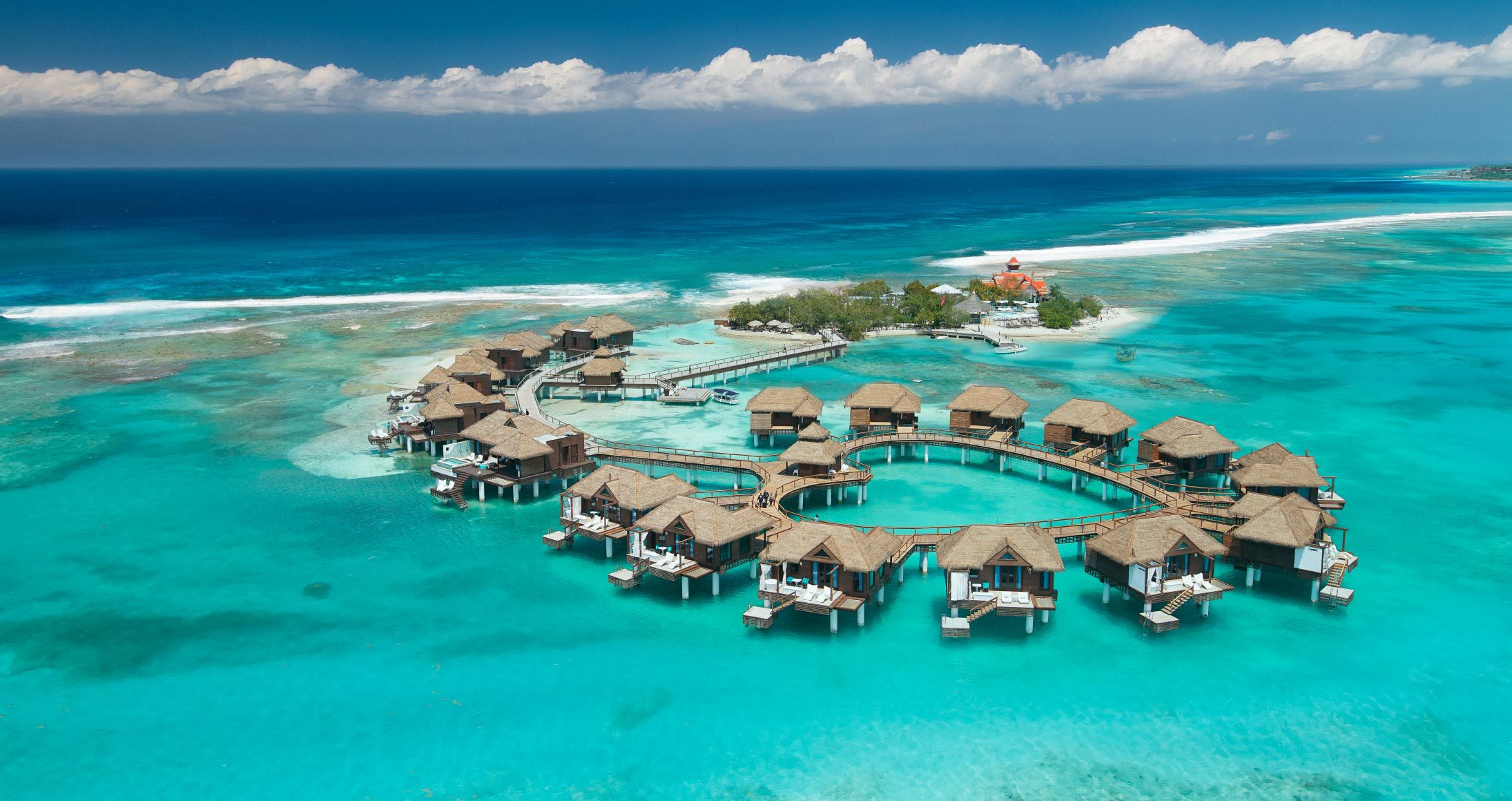 Overwater Bungalows by Sandals Resorts: Which is the Best